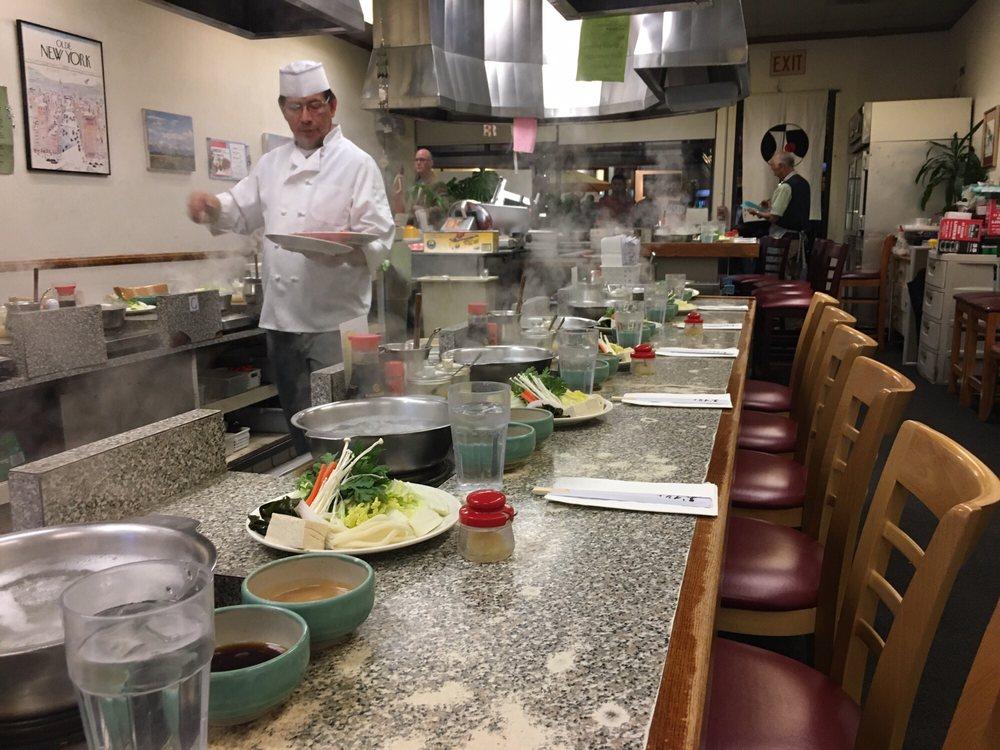 Home Shabu Shabu House Japanese Restaurant Los Angeles